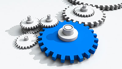 Well-integrated systems provides flexible support of business processes
