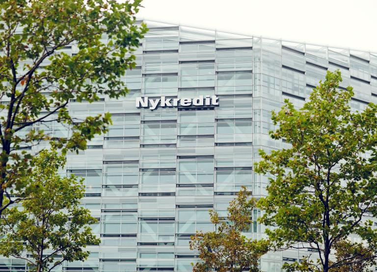 Nykredit's office in Aabenraa