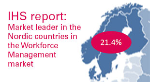 IHS report: Mark Information is market leader in the Nordics