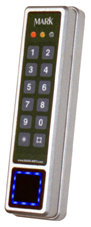 ProAccess access control - here combined with a proximity reader